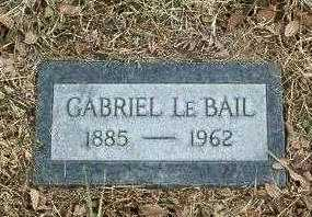 LEBAIL, GABRIEL - Yavapai County, Arizona | GABRIEL LEBAIL - Arizona Gravestone Photos