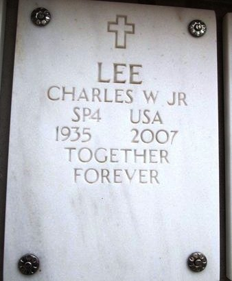 LEE, CHARLES WRIGHT, JR. - Yavapai County, Arizona | CHARLES WRIGHT, JR. LEE - Arizona Gravestone Photos