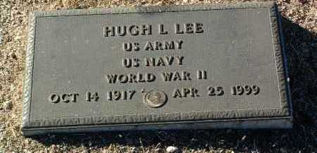 LEE, HUGH LEROY - Yavapai County, Arizona | HUGH LEROY LEE - Arizona Gravestone Photos