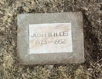 LEE, JOSEPH HYRAM - Yavapai County, Arizona | JOSEPH HYRAM LEE - Arizona Gravestone Photos