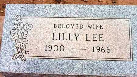 CONDER JONES, MARY LILLY - Yavapai County, Arizona | MARY LILLY CONDER JONES - Arizona Gravestone Photos