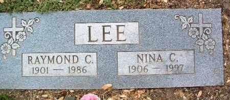 VIGES LEE, NINA CECILIA - Yavapai County, Arizona | NINA CECILIA VIGES LEE - Arizona Gravestone Photos