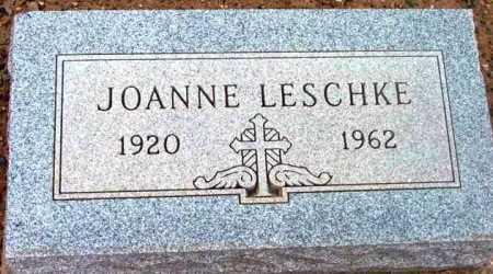 LESCHKE, JOANNE - Yavapai County, Arizona | JOANNE LESCHKE - Arizona Gravestone Photos