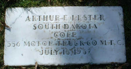 LESTER, ARTHUR EDWARD - Yavapai County, Arizona | ARTHUR EDWARD LESTER - Arizona Gravestone Photos