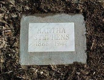 LEWIS STEPHENS, MARTHA - Yavapai County, Arizona   MARTHA LEWIS STEPHENS - Arizona Gravestone Photos