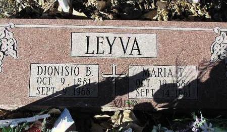 LEYVA, DIONISIO BUSTOS - Yavapai County, Arizona | DIONISIO BUSTOS LEYVA - Arizona Gravestone Photos