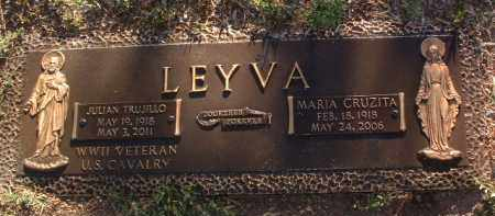 LEYVA, JULIAN TRUJILLO - Yavapai County, Arizona | JULIAN TRUJILLO LEYVA - Arizona Gravestone Photos