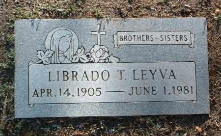 LEYVA, LIBRADO T. - Yavapai County, Arizona | LIBRADO T. LEYVA - Arizona Gravestone Photos