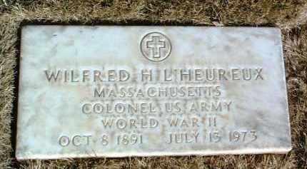 L'HEUREUX, WILFORD HENRY - Yavapai County, Arizona   WILFORD HENRY L'HEUREUX - Arizona Gravestone Photos