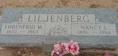 LILJENBERG, NANCY LINTON - Yavapai County, Arizona | NANCY LINTON LILJENBERG - Arizona Gravestone Photos
