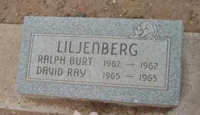 LILJENBERG, RALPH BURT - Yavapai County, Arizona | RALPH BURT LILJENBERG - Arizona Gravestone Photos