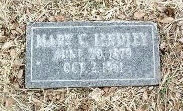 MAY LINDLEY, MARY C. - Yavapai County, Arizona | MARY C. MAY LINDLEY - Arizona Gravestone Photos