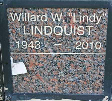 LINDQUIST, WILLARD WALTER - Yavapai County, Arizona | WILLARD WALTER LINDQUIST - Arizona Gravestone Photos
