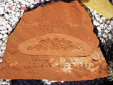 LING, DEBORAH LEIGH - Yavapai County, Arizona | DEBORAH LEIGH LING - Arizona Gravestone Photos