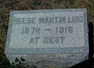 LING, REESE MARTIN - Yavapai County, Arizona | REESE MARTIN LING - Arizona Gravestone Photos