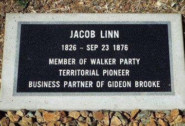 LINN, JACOB - Yavapai County, Arizona | JACOB LINN - Arizona Gravestone Photos