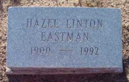 HEMPFIELD LINTON, HAZEL ADDA - Yavapai County, Arizona   HAZEL ADDA HEMPFIELD LINTON - Arizona Gravestone Photos