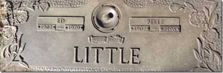 LITTLE, EDDIE L. (ED) - Yavapai County, Arizona | EDDIE L. (ED) LITTLE - Arizona Gravestone Photos