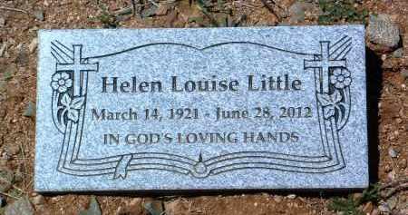 LITTLE, HELEN LOUISE - Yavapai County, Arizona | HELEN LOUISE LITTLE - Arizona Gravestone Photos