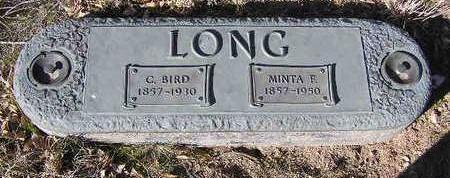 LONG, CULBERT BURTON (BIRD/BYRD) - Yavapai County, Arizona | CULBERT BURTON (BIRD/BYRD) LONG - Arizona Gravestone Photos