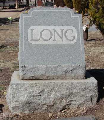 LONG, FAMILY HEADSTONE - Yavapai County, Arizona   FAMILY HEADSTONE LONG - Arizona Gravestone Photos