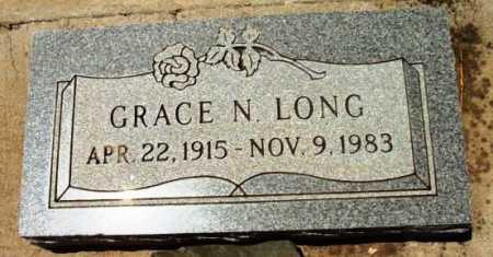 LONG, GRACE N. - Yavapai County, Arizona | GRACE N. LONG - Arizona Gravestone Photos