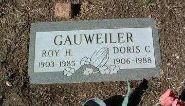 LONG GAUWEILER, DORIS C. - Yavapai County, Arizona | DORIS C. LONG GAUWEILER - Arizona Gravestone Photos
