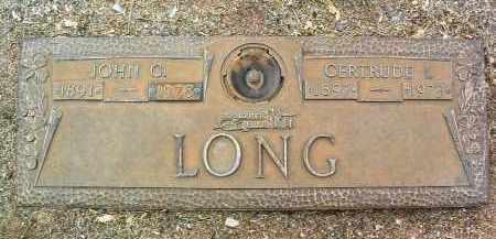 LONG, GERTRUDE IDELL - Yavapai County, Arizona | GERTRUDE IDELL LONG - Arizona Gravestone Photos
