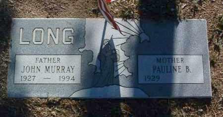 LONG, JOHN MURRAY - Yavapai County, Arizona | JOHN MURRAY LONG - Arizona Gravestone Photos