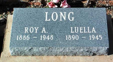 LONG, ROY A. - Yavapai County, Arizona | ROY A. LONG - Arizona Gravestone Photos