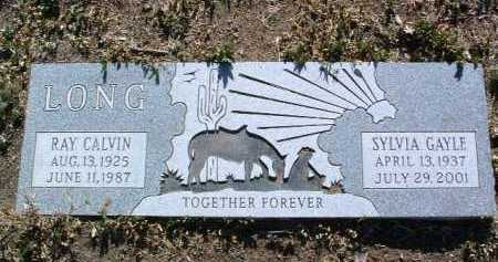 LONG, SYLVIA GAYLE - Yavapai County, Arizona | SYLVIA GAYLE LONG - Arizona Gravestone Photos