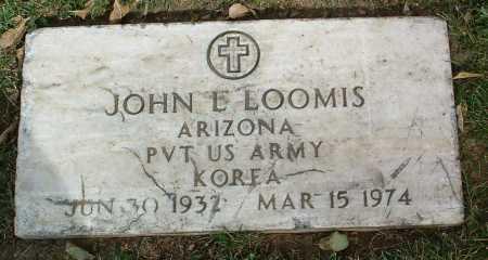 LOOMIS, JOHN L. - Yavapai County, Arizona | JOHN L. LOOMIS - Arizona Gravestone Photos