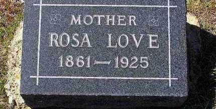 LOVE, ROSA - Yavapai County, Arizona | ROSA LOVE - Arizona Gravestone Photos
