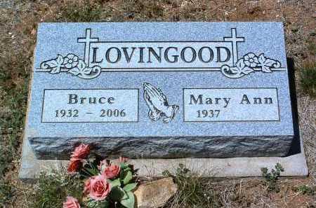 LOVINGOOD, K. BRUCE - Yavapai County, Arizona | K. BRUCE LOVINGOOD - Arizona Gravestone Photos