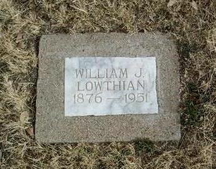 LOWTHIAN, WILLIAM JOHN - Yavapai County, Arizona | WILLIAM JOHN LOWTHIAN - Arizona Gravestone Photos