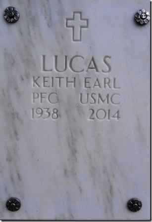 LUCAS, KEITH EARL - Yavapai County, Arizona | KEITH EARL LUCAS - Arizona Gravestone Photos