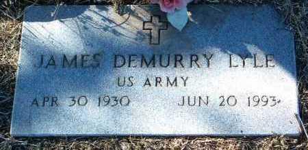 LYLE, JAMES DEMURRY - Yavapai County, Arizona | JAMES DEMURRY LYLE - Arizona Gravestone Photos
