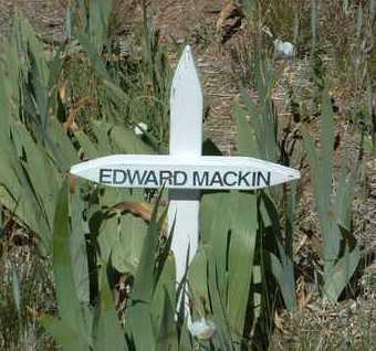 MACKIN, EDWARD CLAYTON - Yavapai County, Arizona   EDWARD CLAYTON MACKIN - Arizona Gravestone Photos