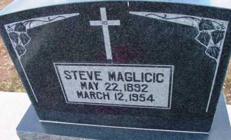 MAGLICIC, STEVE - Yavapai County, Arizona | STEVE MAGLICIC - Arizona Gravestone Photos