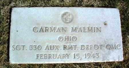 MALMIN, GARMAN - Yavapai County, Arizona | GARMAN MALMIN - Arizona Gravestone Photos