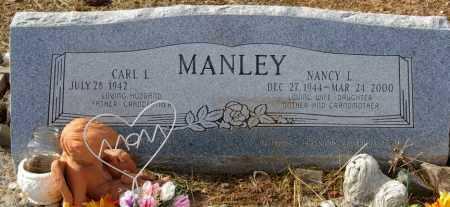 MANLEY, CARL I. - Yavapai County, Arizona | CARL I. MANLEY - Arizona Gravestone Photos