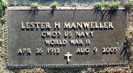 MANNWEILER, LESTER HENRY - Yavapai County, Arizona | LESTER HENRY MANNWEILER - Arizona Gravestone Photos