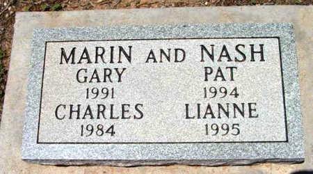 MARIN, CHARLES - Yavapai County, Arizona | CHARLES MARIN - Arizona Gravestone Photos