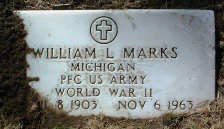 MARKS, WILLIAM L. - Yavapai County, Arizona | WILLIAM L. MARKS - Arizona Gravestone Photos