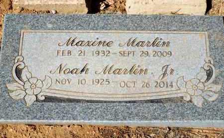 MARLIN, MAXINE - Yavapai County, Arizona | MAXINE MARLIN - Arizona Gravestone Photos