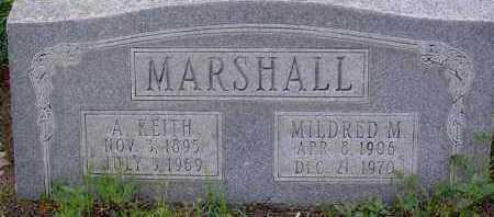 MARSHALL, ALEXANDER K. - Yavapai County, Arizona | ALEXANDER K. MARSHALL - Arizona Gravestone Photos