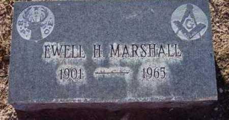MARSHALL, EWELL HART - Yavapai County, Arizona | EWELL HART MARSHALL - Arizona Gravestone Photos