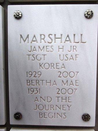 MARSHALL, JAMES HOWARD - Yavapai County, Arizona | JAMES HOWARD MARSHALL - Arizona Gravestone Photos