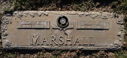 MARSHALL, JOHN EDWARD - Yavapai County, Arizona   JOHN EDWARD MARSHALL - Arizona Gravestone Photos