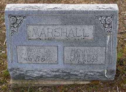 MARSHALL, ROXALENA S. - Yavapai County, Arizona | ROXALENA S. MARSHALL - Arizona Gravestone Photos